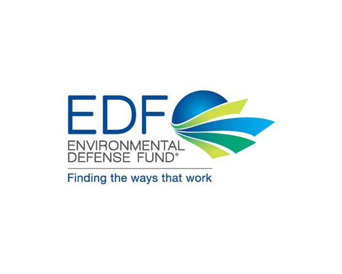 The Environmental Defense Fund Logo